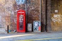 """""""Deptford"""", Telephone Booths (2020-ongoing), Samuel Ryde 1"""