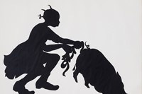 "Kara Walker. ""Untitled"" (1995) 6"
