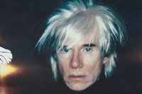 Andy Warhol, Polaroid Pictures, Bastian Gallery 6