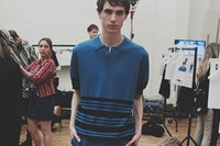 J.W. Anderson SS15 Mens collection, Dazed backstage 13