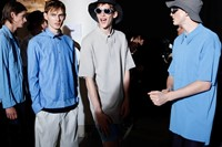 Wooyoungmi SS15 Mens collections, Dazed backstage 12