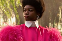 Gucci Aria AW21 collection by Essence Moseley 5
