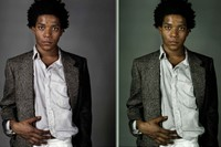 Richard Corman's Basquiat 2