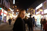 Louise Parker in Seoul 14