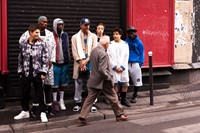 Nike x Pigalle, Dazed feature 4