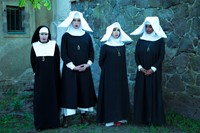 Behind the scenes on The Misandrists. 11