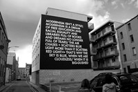 Robert Montgomery at Cob Gallery 3
