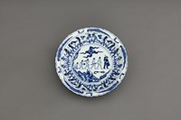 4_Ai_Weiwei_Blue and White Porcelain Plate (Demons 3