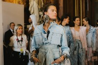 Balmain SS19 olivier rousteing paris pfw fashion week 23