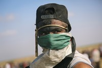 Portraits of Palestinian youth, Active Stills 4