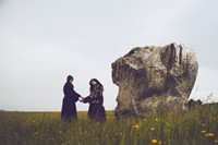 aries arise jeremy deller stonehenge collaboration david sim 2