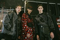 MSGM AW19 Menswear Dazed Backstage 4