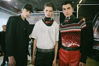 MSGM AW19 Menswear Dazed Backstage 20