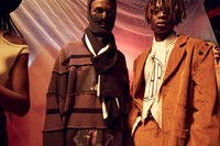 Backstage at Telfar AW19 Dazed Backstage 19