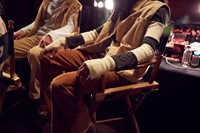 Backstage at Telfar AW19 Dazed Backstage 25