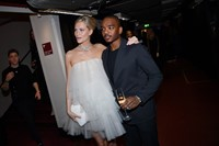 The 2019 Fashion Awards Poppy Delevingne and Samuel Ross 26