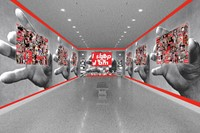 """Barbara Kruger, """"Untitled (That's the way we do it)"""" (2011) 18"""