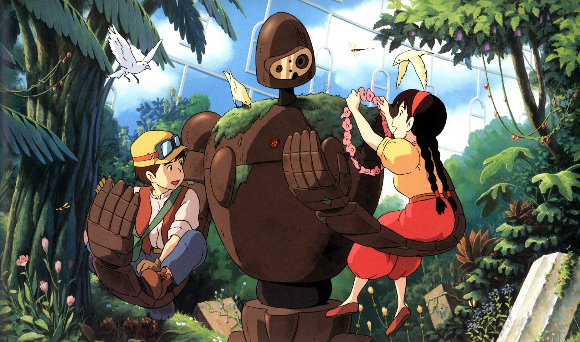 laputa castle in the sky game