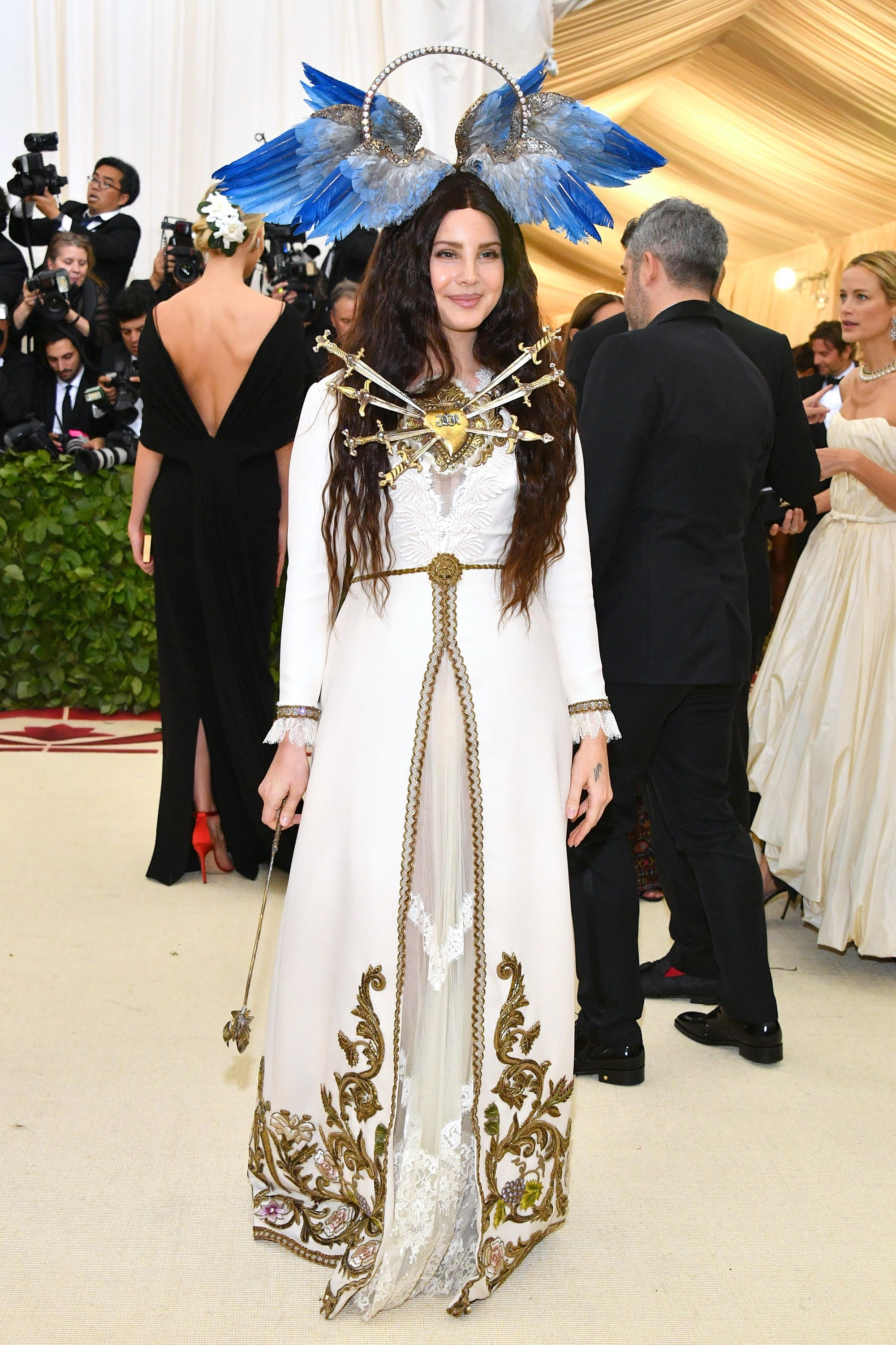 70869215c25 Exclusive  Lana Del Rey crowned the new face of Gucci Guilty