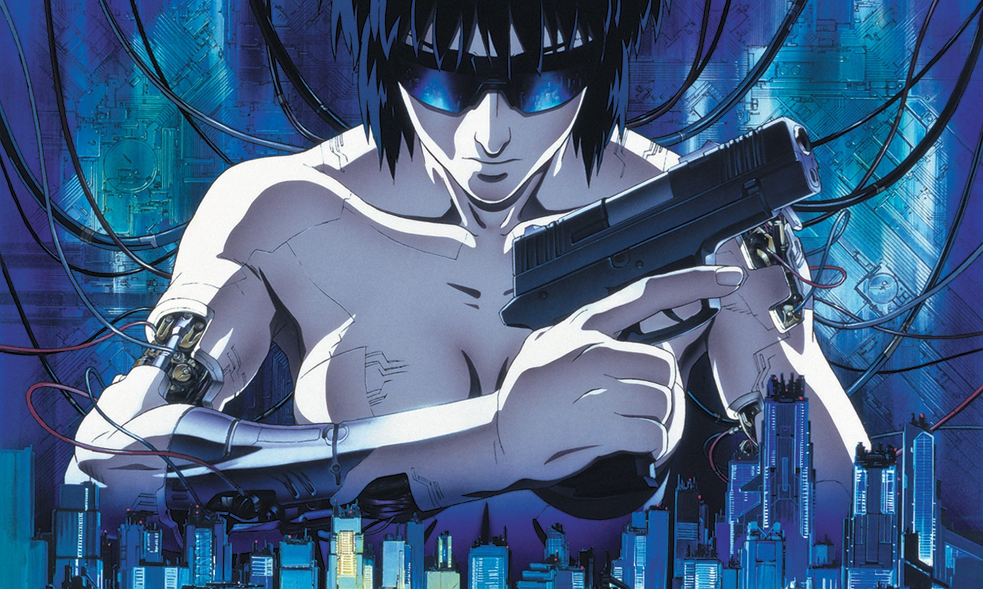 A New Ghost In The Shell Anime Is In The Works Dazed