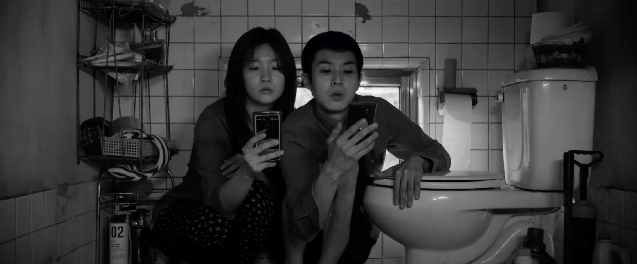 The Black And White Version Of Parasite Is Coming To The Uk This Month Dazed