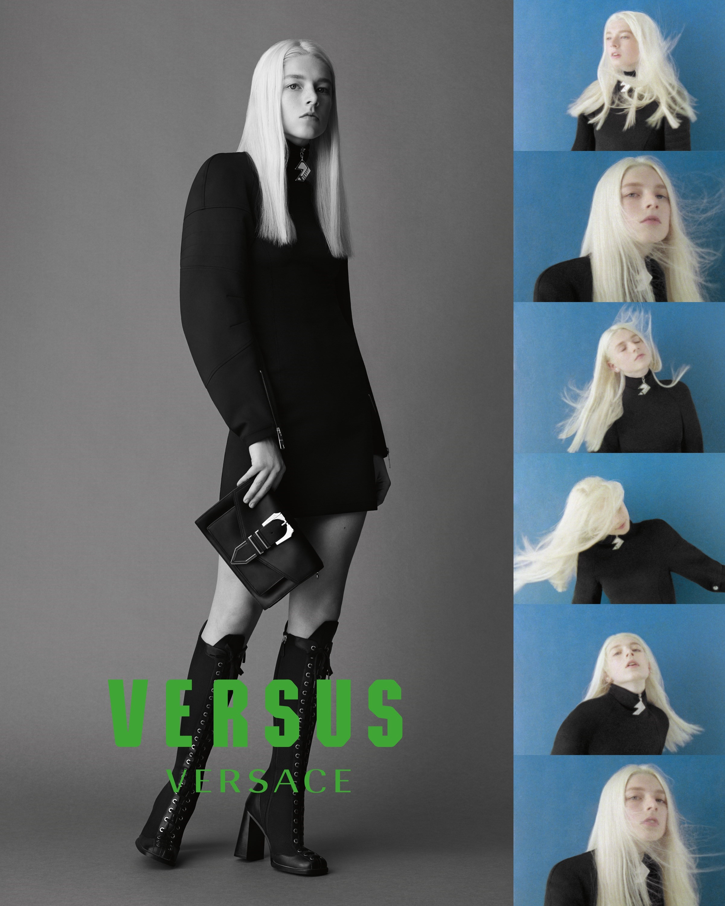 Meet Versus Versace s new gang of multi-talented muses  8dc5abf8a