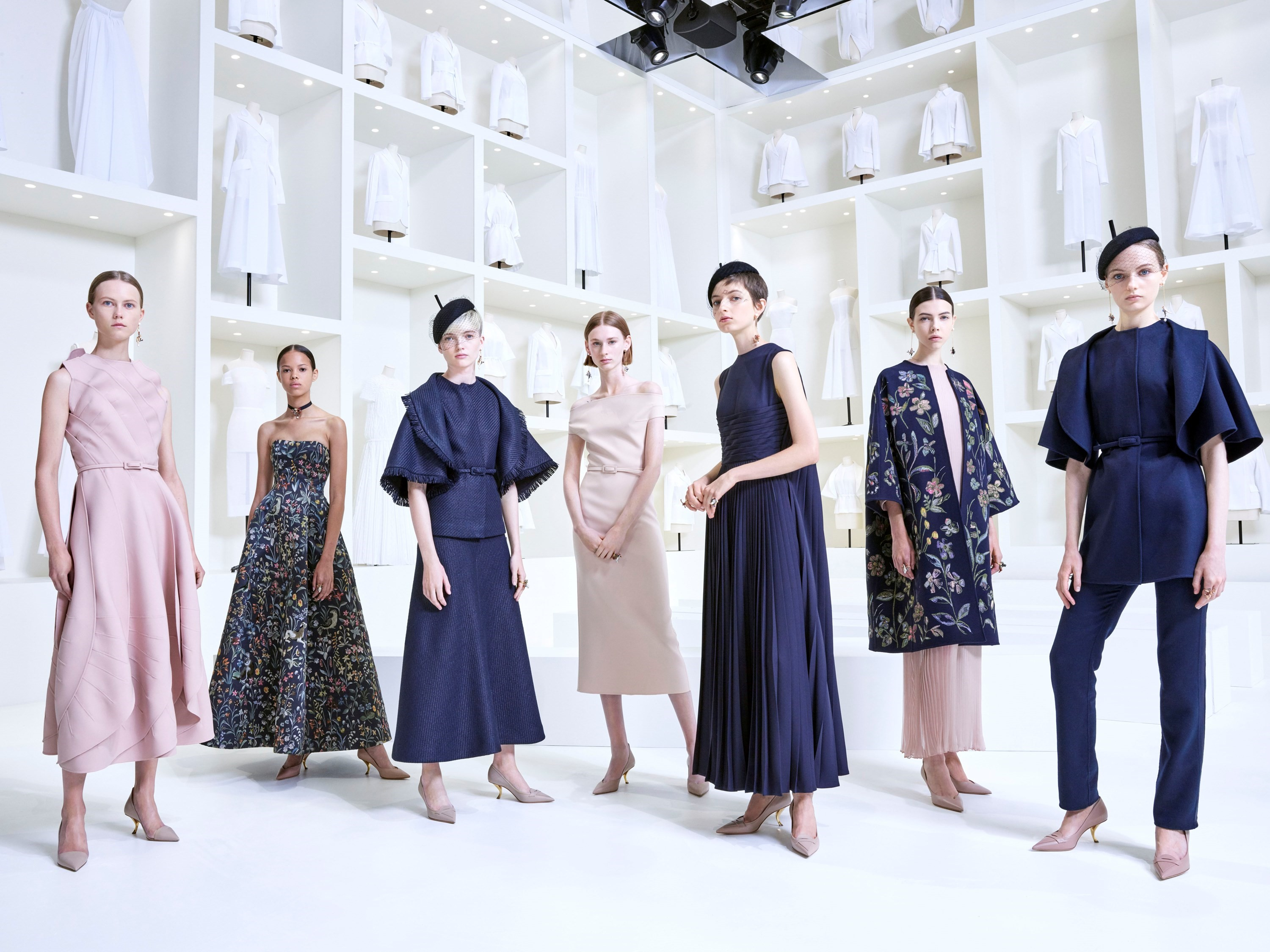 Maria Grazia Chiuri discusses Couture's relevancy for the Insta ...