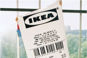 A London Ikea Changed To Ikea For Virgil Ablohs New