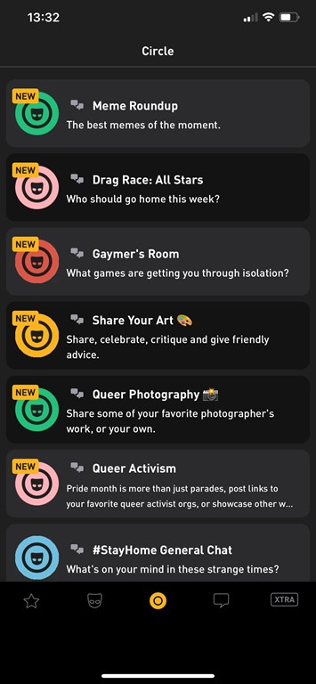 Grindr art and photography