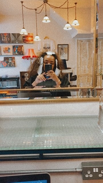 I got a haircut at 'inclusive' salon WhiP and taught them about afro hair