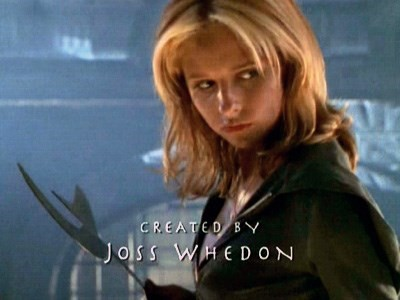 buffy opening credits