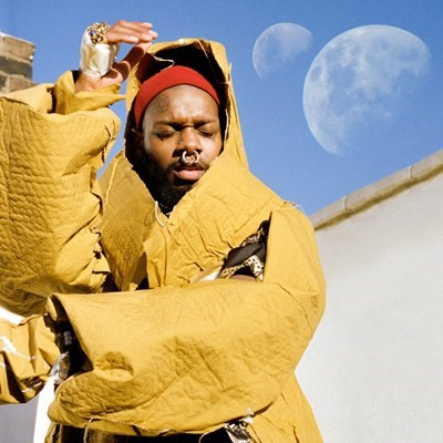 Best albums of 2018 - 19 - serpentwithfeet - soil