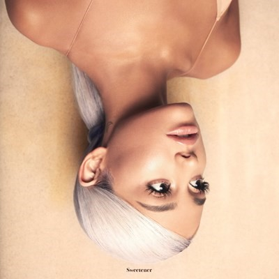 Best albums of 2018 - 6 - Ariana Grande - Sweetener