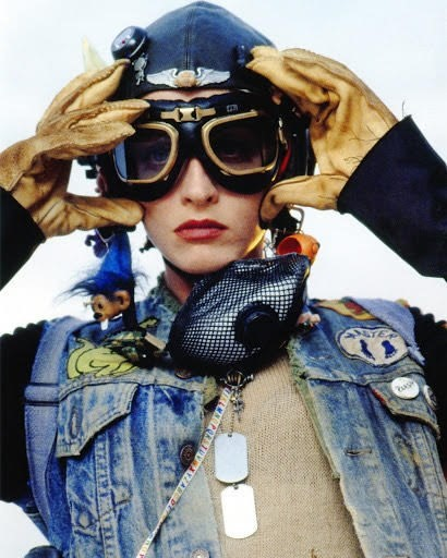Tank Girl Arianne Phillips costumes cult comic movie 1995 13