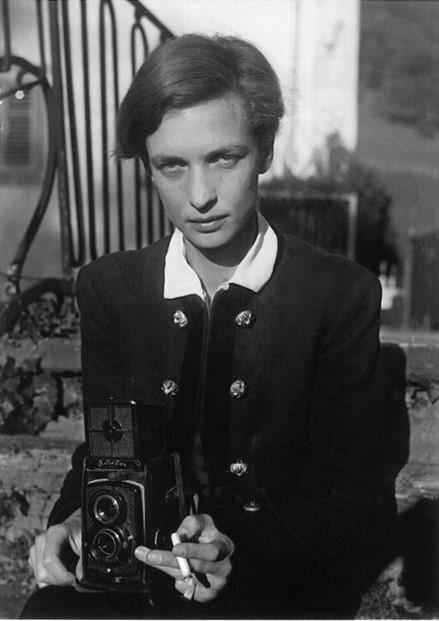 Annemarie Schwarzenbach writer queer icon Givenchy