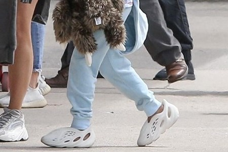 Kanye West just debuted the 'Yeezy Croc