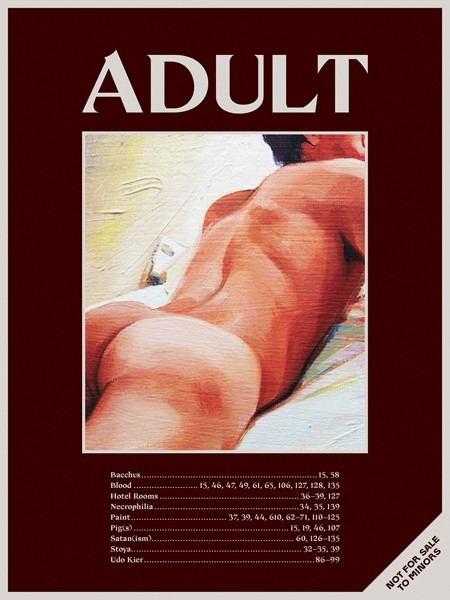 Front cover of Adult Mag