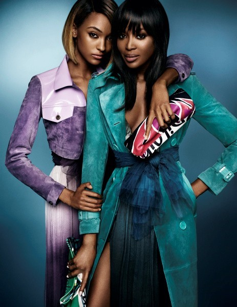 Burberry Spring_Summer 2015 Campaign