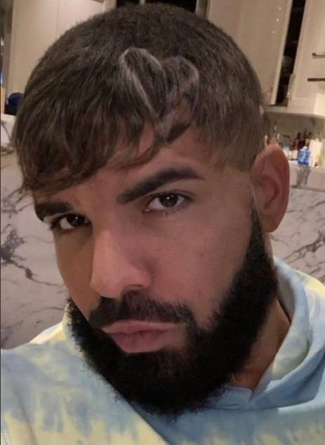Drake Supposedly Has A New Hairstyle And We Need Answers Dazed Beauty