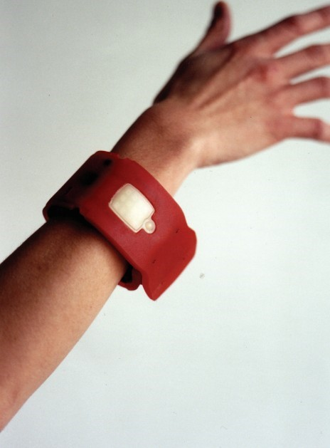 mbracelet 1999 from Fashionable technology Sabine