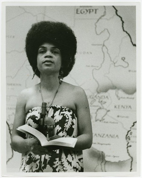 RIGHT ON: WHITE AMERICA, BY SONIA SANCHEZ