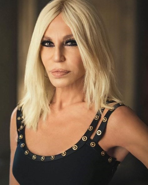 Donatella Versace China apology