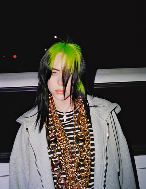 Billie Eilish – spring/summer 2020