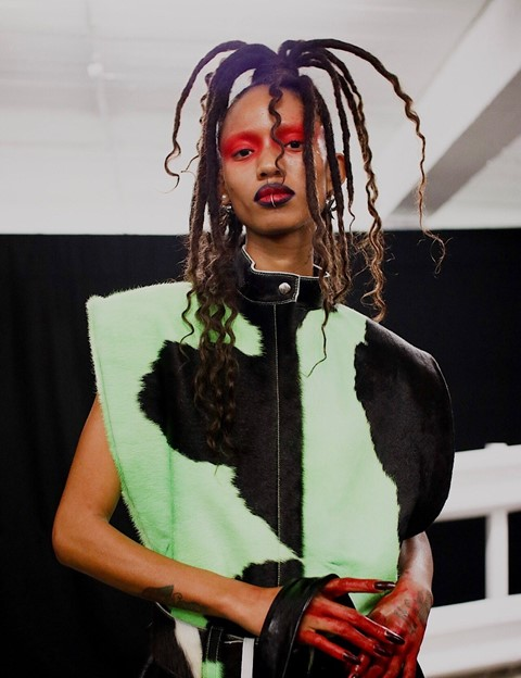 mowalola fashion east ss20 lfwm