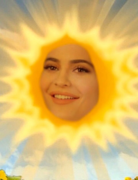 Kylie rise and shine
