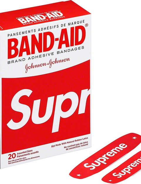 Supreme band-aids