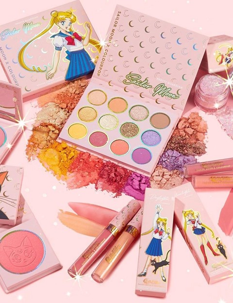 ColourPop Sailor moon