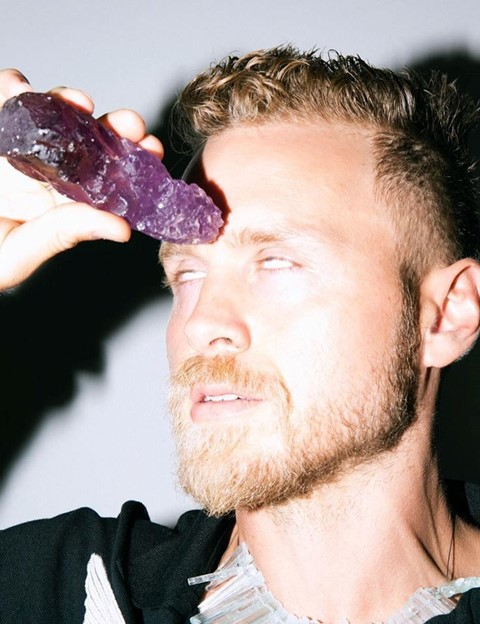 Spencer Pratt crystals