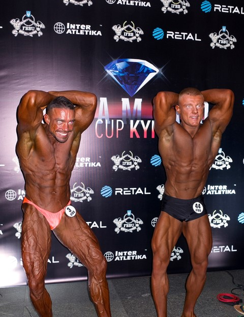 Ukraine Bodybuilding