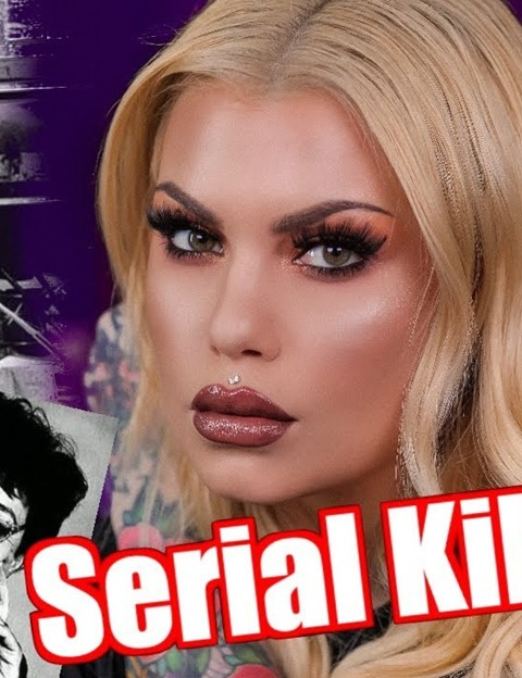 Bailey Sarian murder mystery makeup tutorial